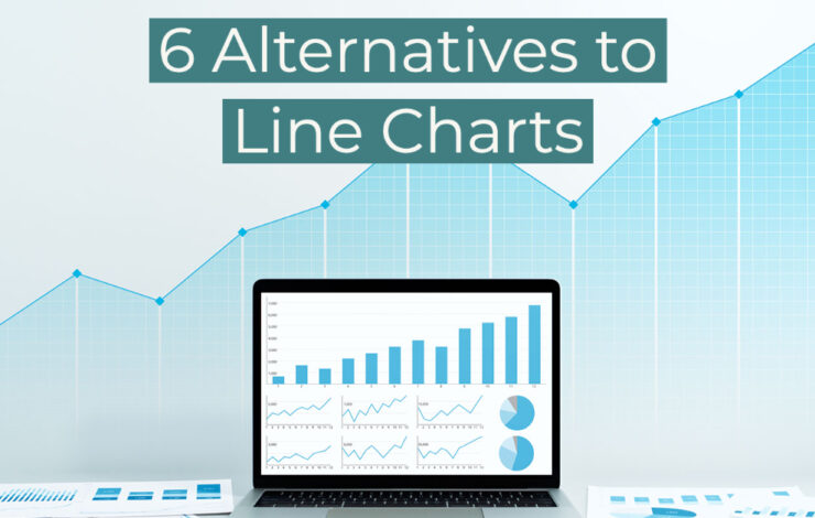 6 Alternative Visuals to Line Charts for Time Series Data